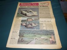 MOTORING NEWS 1976 April 15 Silverstone F1,BTCC, F3, Hockenhiem F2, Hackle Rally,